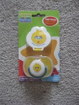 Sesame Street Sesame Beginnings - Big Bird Pacifier with Holder