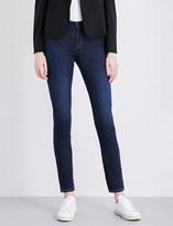 Armani Jeans Slim-fit mid-rise jeans