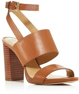 MICHAEL Michael Kors Arden High Block Heel Sandals - 100% Exclusive