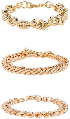 8 Other Reasons Badgal Trio Bracelet Set