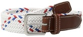 Vineyard Vines Rope Stripe Bungee Belt Men's Belts