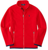 Ralph Lauren Fleece Full-Zip Jacket