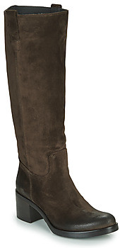 Fru.it PISA women's High Boots in Kaki