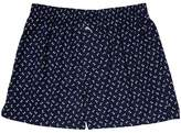 Tommy Bahama Printed Island Washed Cotton Woven Boxer