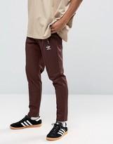Adidas Originals Fallen Future Joggers In Burgundy Br1800