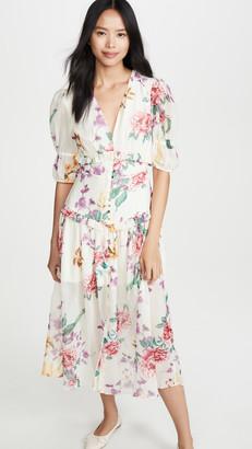 Keepsake About Us Midi Dress