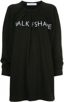 Walk of Shame Branded Sweat Dress