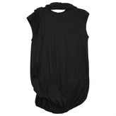 Saint Laurent Black Cotton Top