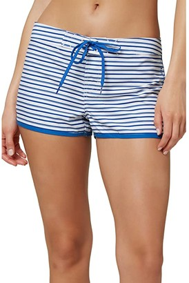 O'Neill Sea Level Boardshorts (Strong Blue) Women's Swimwear