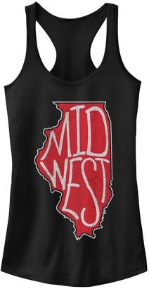 """Fifth Sun Juniors' Midwest"""" Illinois Tank"""
