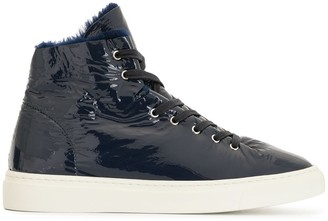 Officine Creative Hi-Top Sneakers