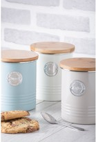 Typhoon Living Tea, Coffee and Sugar Storage Canisters - Blue