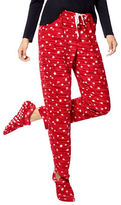 Hue Pajama Pants & Flats Set