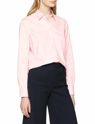 Gant Women's Solid Stretch Broadcloth Shirt