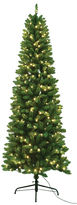 Asstd National Brand 7.5 Ft. PVC Slim Tree With 350 Ul Lights
