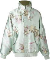 FENTY PUMA by Rihanna oversized reversible bomber jacket