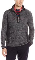 Nautica Men's 1/2 Zip Pullover Sweater