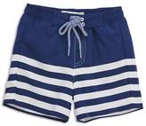 Sovereign Code Boys' Striped & Solid Swim Trunks - Little Kid, Big Kid