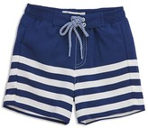 Sovereign Code Boys' Striped & Solid Swim Trunks - Sizes S-XL