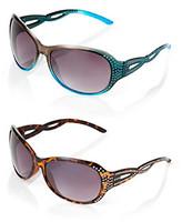 Icon Bling Sunglasses