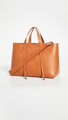 Madewell Tie Knot Medium Crossbody Bag