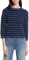 Allude Women's Crop Cashmere Sweater