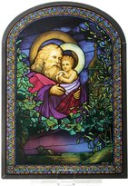 Summit Tiffany Christman Eve Stained Glass