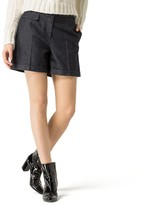 Tommy Hilfiger Wool Melange Trouser Short