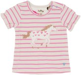 Hatley Graphic Tee (Baby) - Hearts & Horses-6-12 Months
