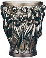 Lalique Bacchantes Small Bronze Vase