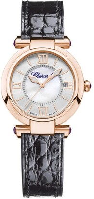 Chopard Rose Gold Imperiale Automatic Watch 29mm