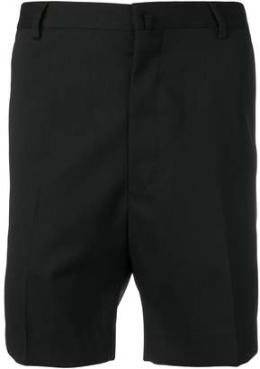 Lanvin concealed fastening bermuda shorts