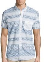 Arizona Short-Sleeve Woven Shirt