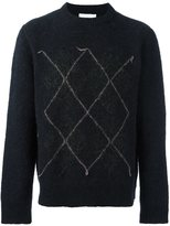 Our Legacy diamond print jumper