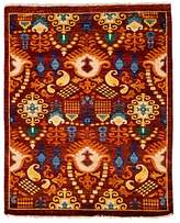 Bloomingdale's Suzani Collection Oriental Rug, 4'4 x 5'4