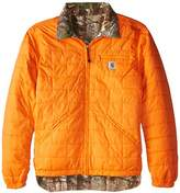 Carhartt Men's Big & Tall Woodsville Jacket