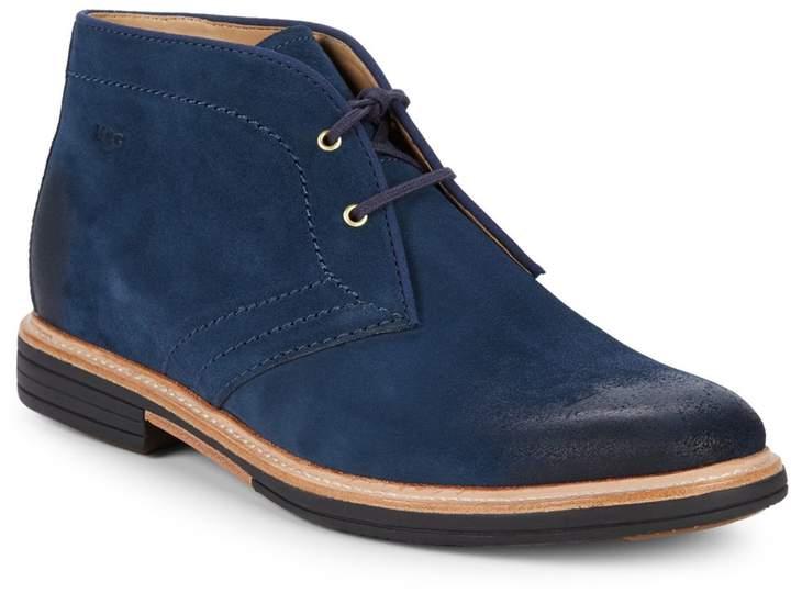 e898be5acf0 Dagmann Leather Chukka Boots