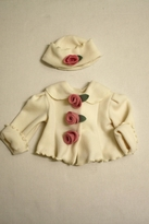 Mack & Co Ivory Garden Jacket Set