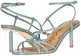 Sam Edelman Pippa (Blue Sage Goat Kid Nappa Leather) Women's Shoes