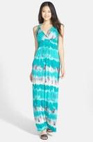 Nordstrom FELICITY & COCO Ombré Jersey Maxi Dress Exclusive)