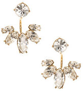 Marchesa Marquise and Crystal Floater Earrings