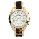 Journee Collection Womens Multicolor Bracelet Watch-Jc-19380-Bne-Gld