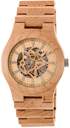 Earth Wood Unisex Gobi Watch