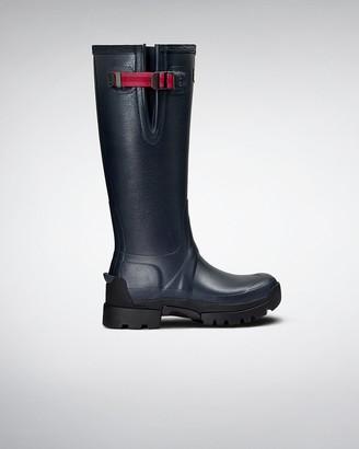 Hunter Women's Balmoral Field Side Adjustable 3mm Neoprene Wellington Boots