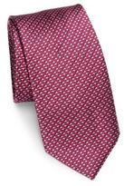 Brioni Jacquard Silk Tie
