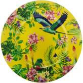 Maxwell & Williams Cashmere Birds of Paradise Plate, Yellow, 19cm