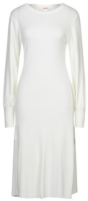 Kontatto Knee-length dress