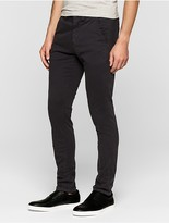 Calvin Klein Jeans Cotton Stretch Twill Chino Pants