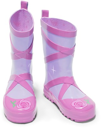 Kidorable Ballerina Rainboots
