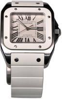 Cartier Santos watch